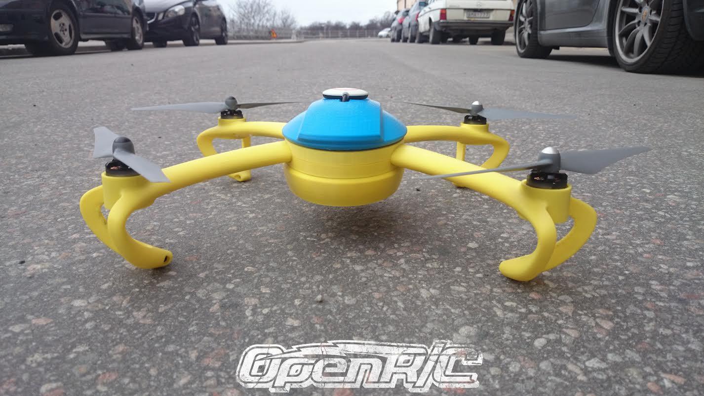 OpenR/C Quadcopter